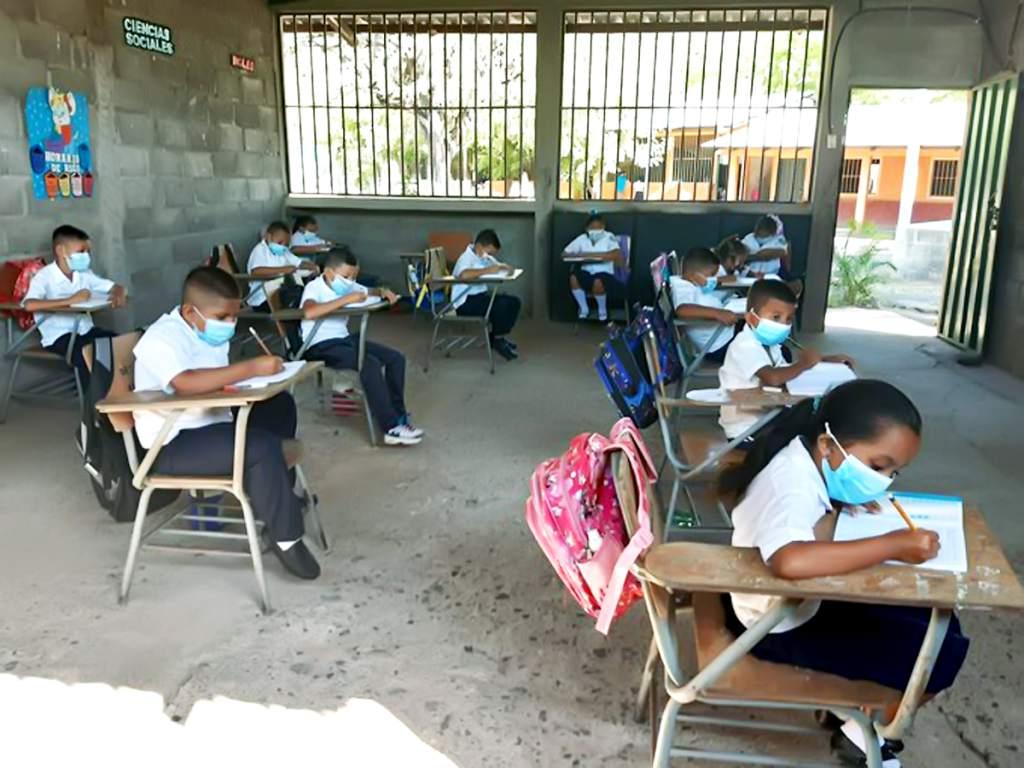 Retorno clases Honduras