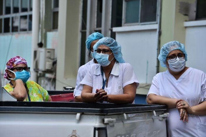Gobierno prometió contratación de enfermeras, pero incumplió, denuncia la ANEEAH