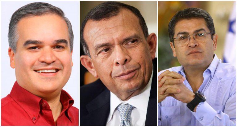 "FRASES DE LA SEMANA| ¿Qué dijo Yani Rosenthal, ""Pepe"" Lobo y JOH?"