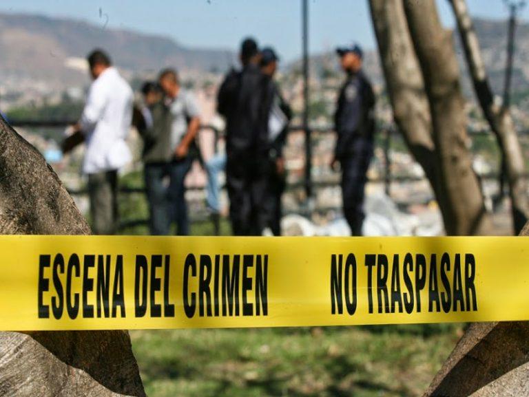En primer semestre de 2021, Honduras suma 258 homicidios más que en 2020