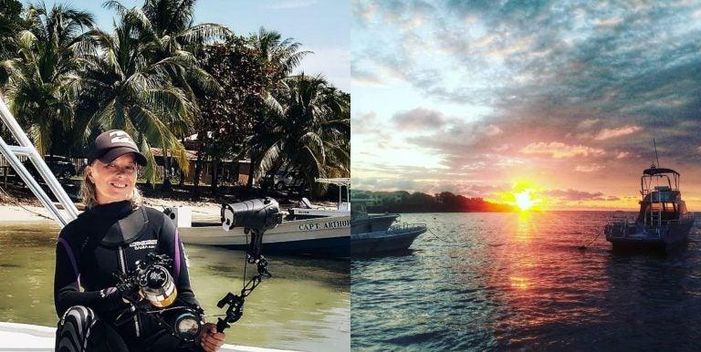 Fotógrafa holandesa Monique Tarée destaca belleza de las playas de Honduras