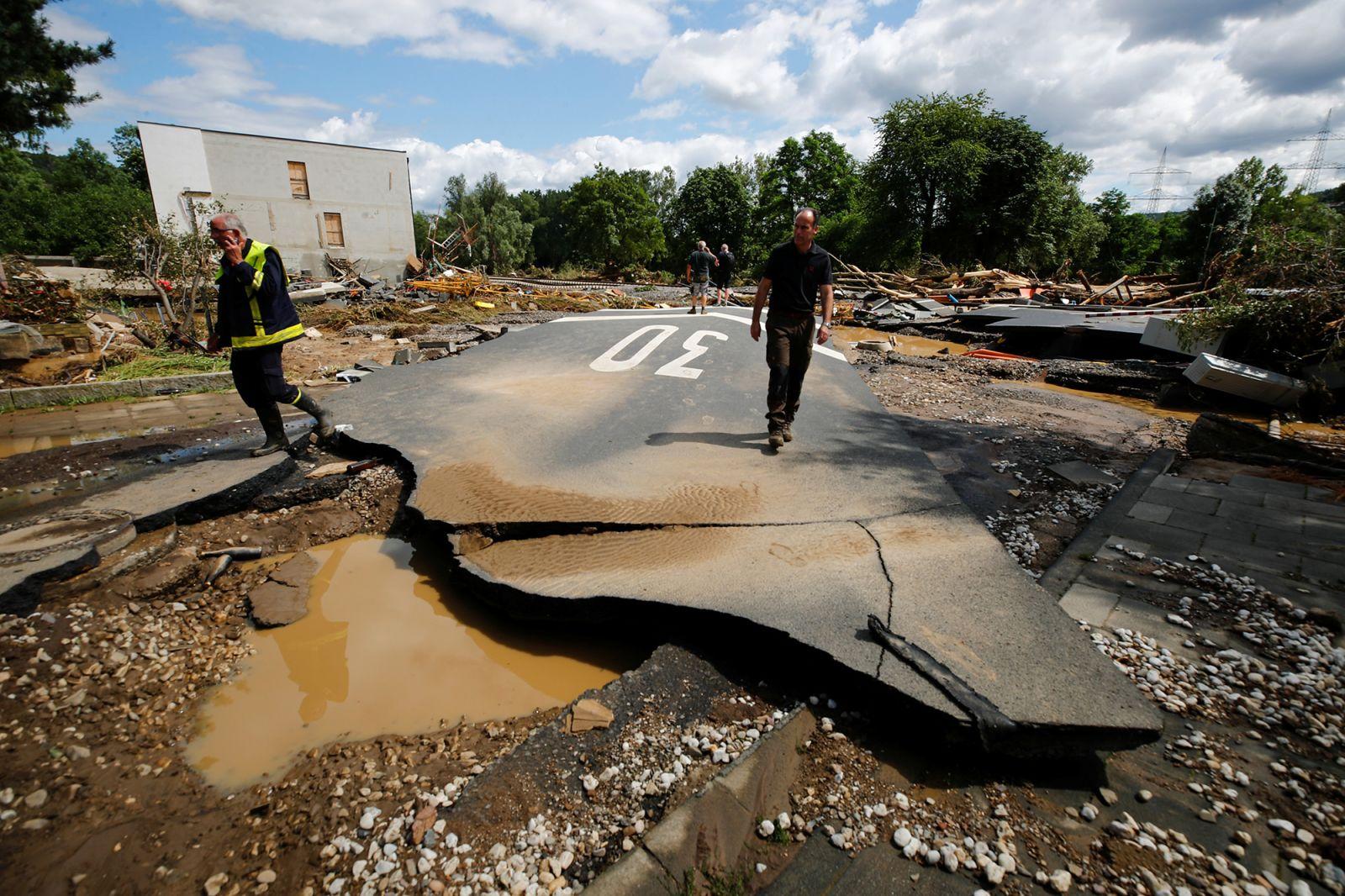 lluvias inundaciones europa
