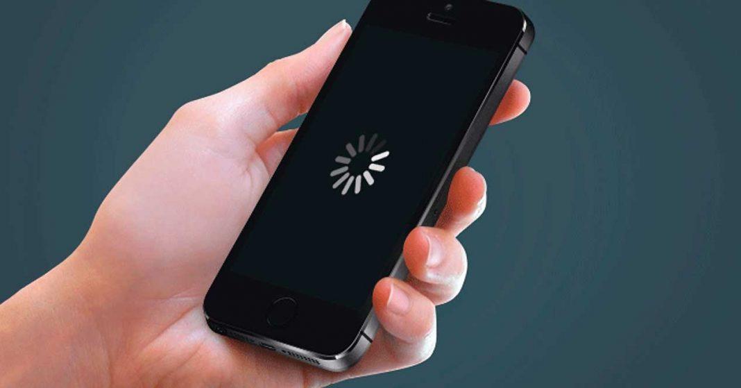 Velocidad en teléfonos celulares
