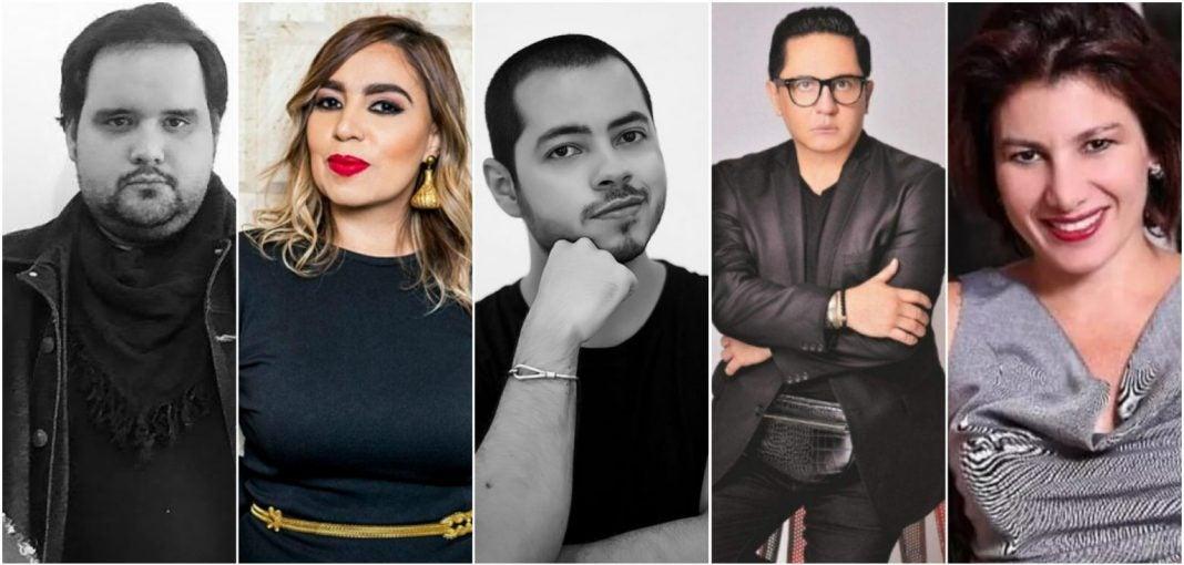 Cinco diseñadores hondureños Vogue