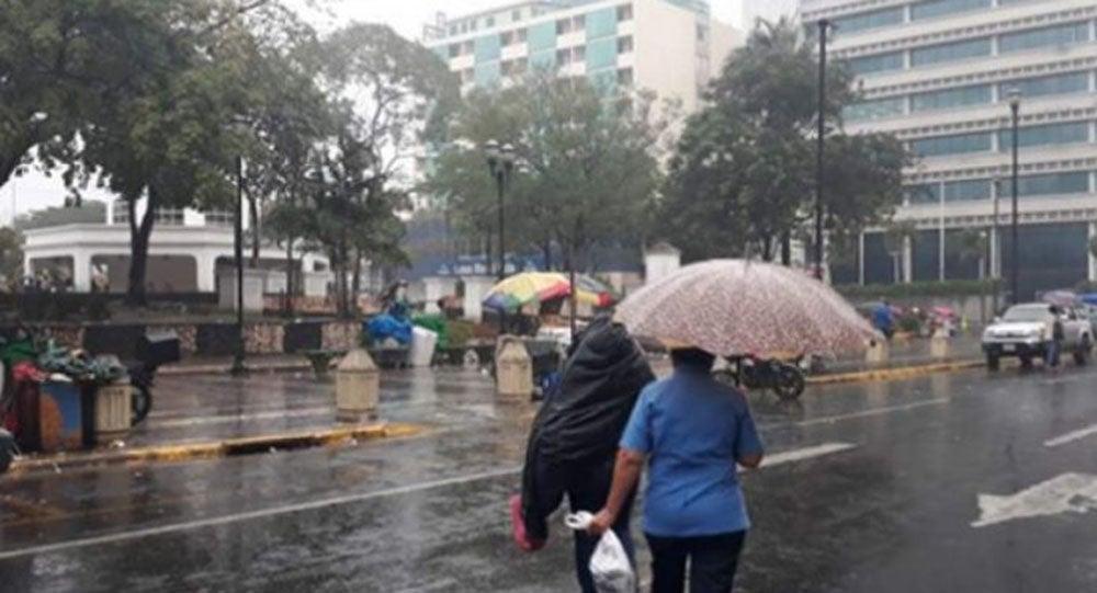 Lluvias seguirán en días alternos según Copeco