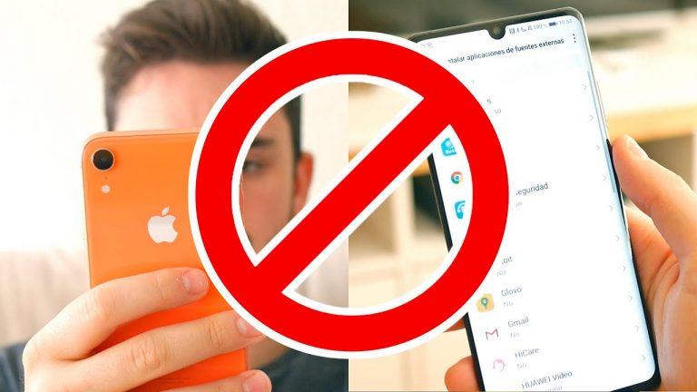 Tecnología: Acciones que debes evitar con tu celular