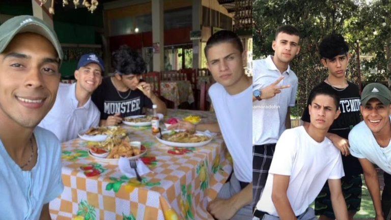 Vídeo y fotos: amigos de tiktoker comparten sus últimos momentos
