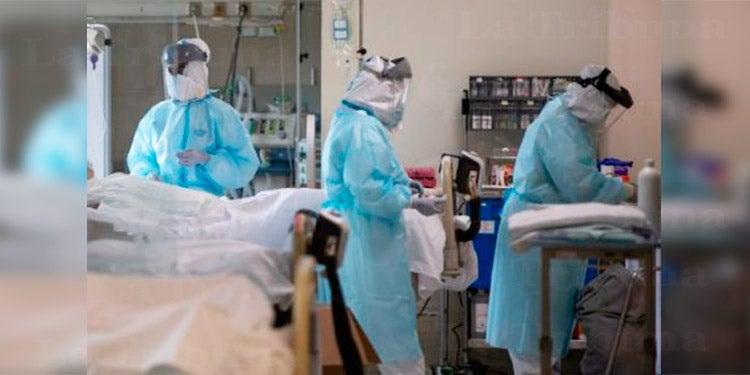 Hospital Mario Catarino Rivas alerta que no hay cupos en salas COVID-19