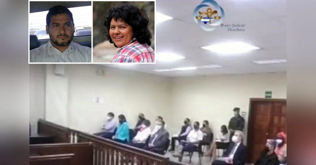 David Castillo culpable Berta