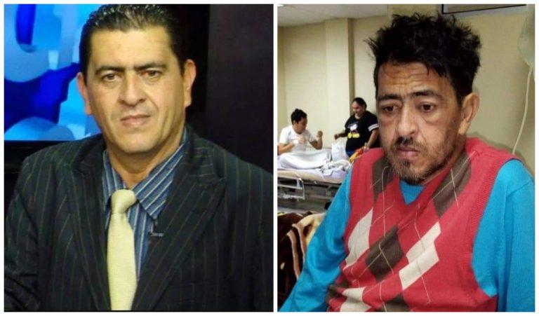 Periodista Gustavo Ardón pide ayuda a Bukele para trasplante de riñón