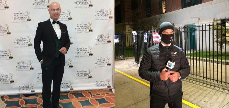 Nominan al periodista hondureño, Javier Castro, a cuatro premios Emmy