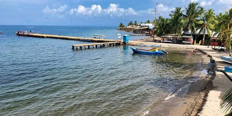Contrato puerto de Omoa