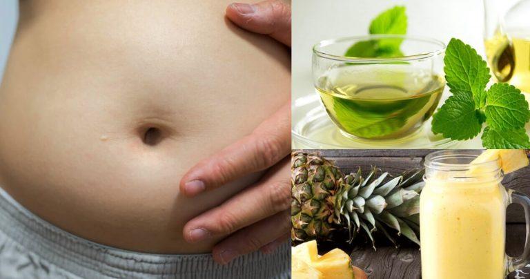 SALUD| Cinco remedios eficaces para el molesto vientre inflamado