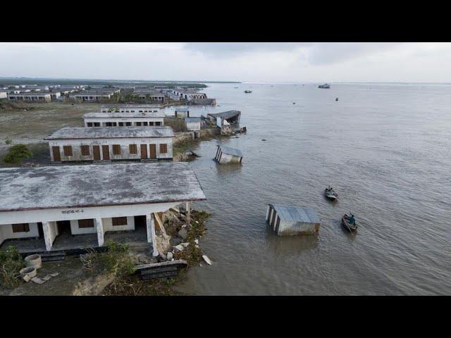 VÍDEO| Las ciudades costeras, en la línea de frente del cambio climático