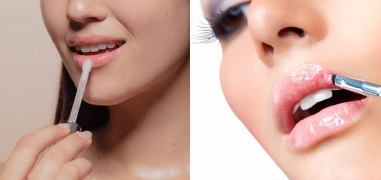 DE MUJERES| Tres usos que puedes darle al brillo labial en la rutina de maquillaje