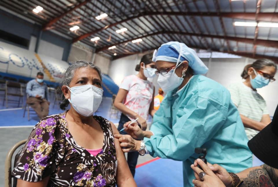 Nueva estrategia vacunación Honduras