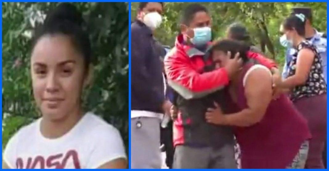 agonía tras muerte de joven raptada