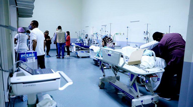 COVID-19: colapsadas las UCI de hospitales en Honduras