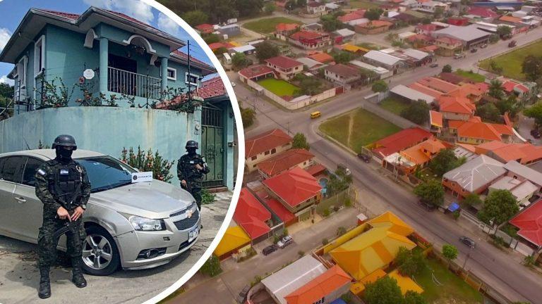Colonia San Carlos de Sula es «punto del crimen organizado»: DPI