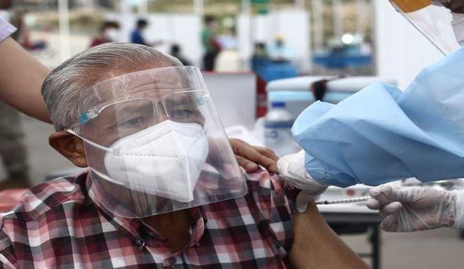 Vacunación miércoles COVID Honduras