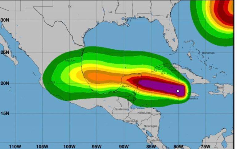 Huracán Grace impactará de forma indirecta a Honduras