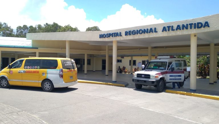 Por COVID muere niña de 10 años en Hospital de La Ceiba