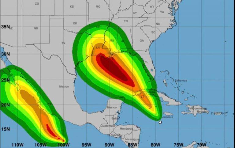 Tormenta Ida dejará lluvias y actividad eléctrica en Honduras