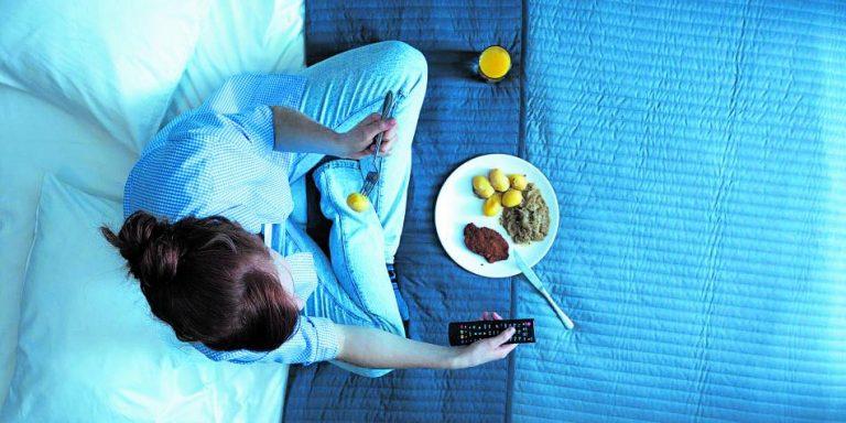 Confundir hambre con cansancio también engorda