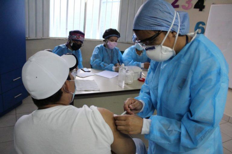 LUNES   Arranca sexta campaña de vacunación