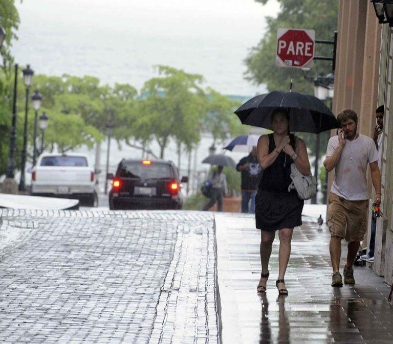 Clima de hoy   Habrá lluvias en el sur, occidente y centro
