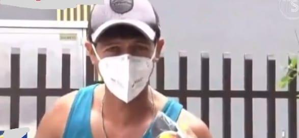 Hondureño: «Mi madre se infectó 'velando' una vacuna»