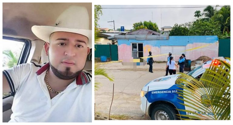 Afuera de restaurante matan a hombre en Tocoa, Colón