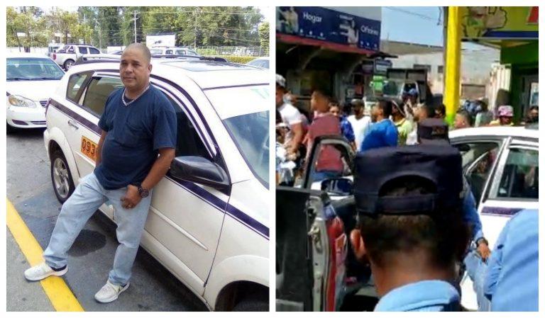 Matan a disparos un taxista en el centro de La Ceiba