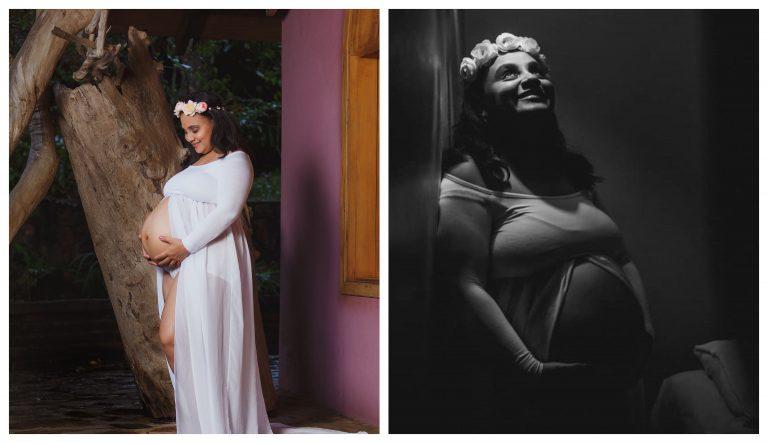 """""""Para salvar nuestra hija"""": muere embarazada por COVID-19 en SPS"""