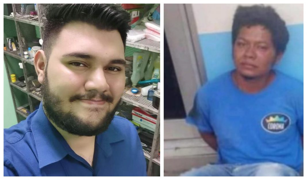 Condena asesino joven vendía almuerzos SPS