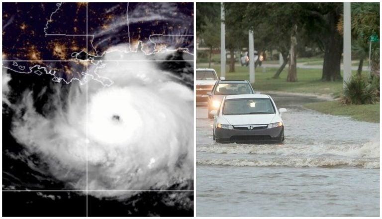 Huracán Ida toca tierra en EEUU y podría ser catastrófico