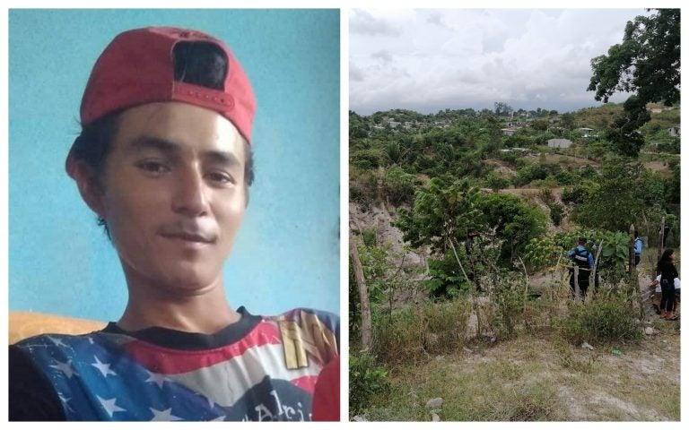En basurero encuentran a joven desaparecido en Choloma