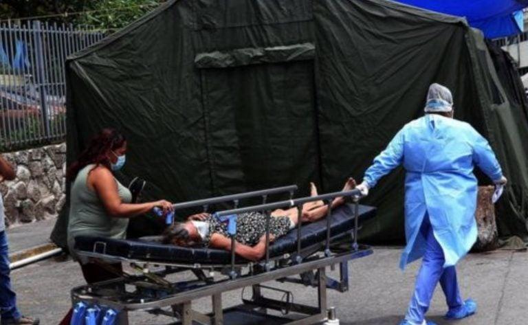 Un muerto cada 27 minutos tendría Honduras por el COVID-19