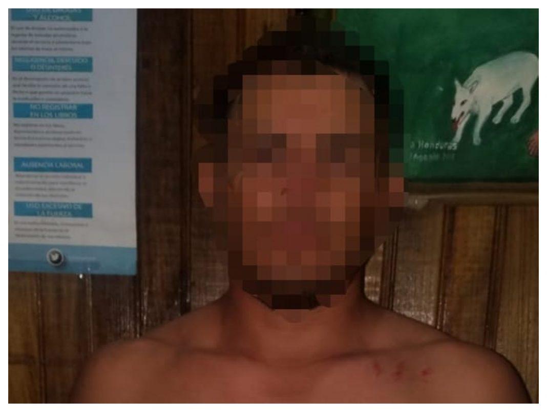 Condenan hombre intentó violar a mujer