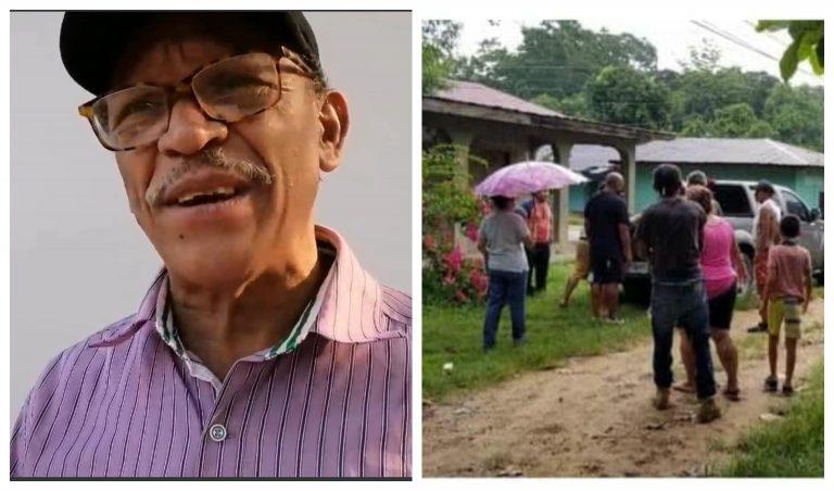 Dentro de su casa, matan un abogado y líder social en El Negrito