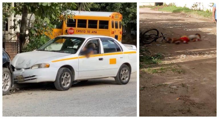 Un taxista y un joven de 19 años, víctimas de violencia en Yoro
