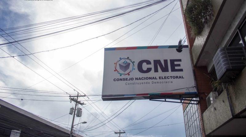 enrolado para sufragio en Honduras