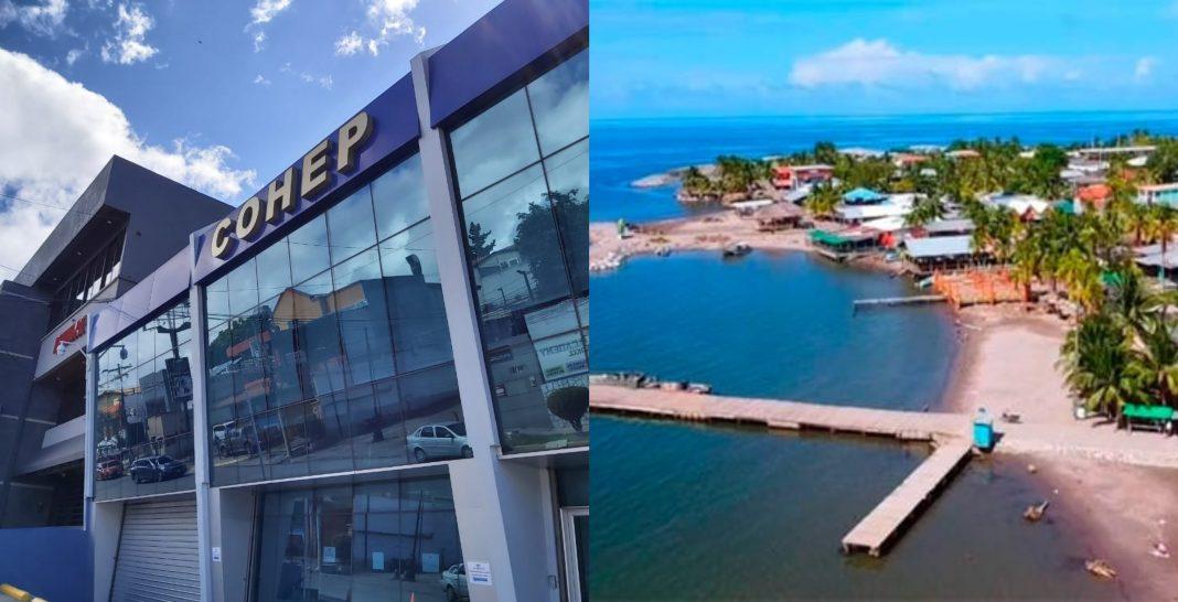 COHEP terminal portuaria Omoa