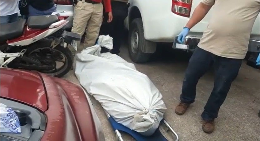 joven muere en operativo en la capital