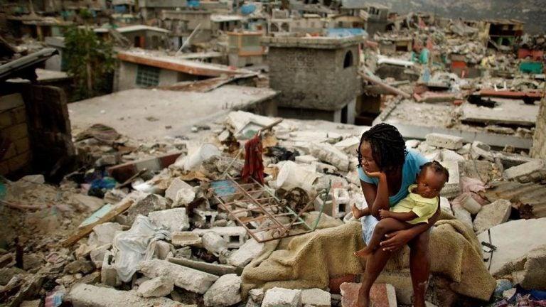 Las mujeres haitianas, más vulnerables a abusos tras el terremoto
