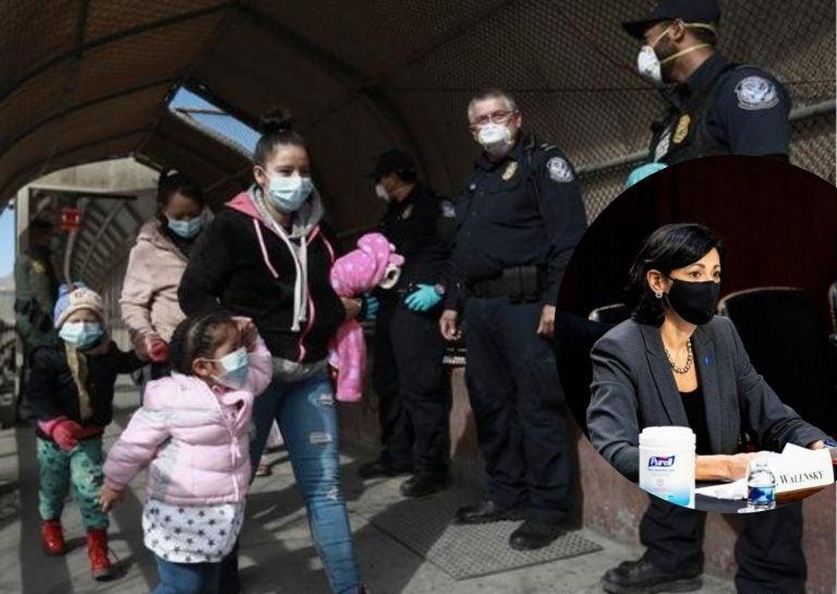 EEUU extiende expulsión de indocumentados por crisis sanitaria