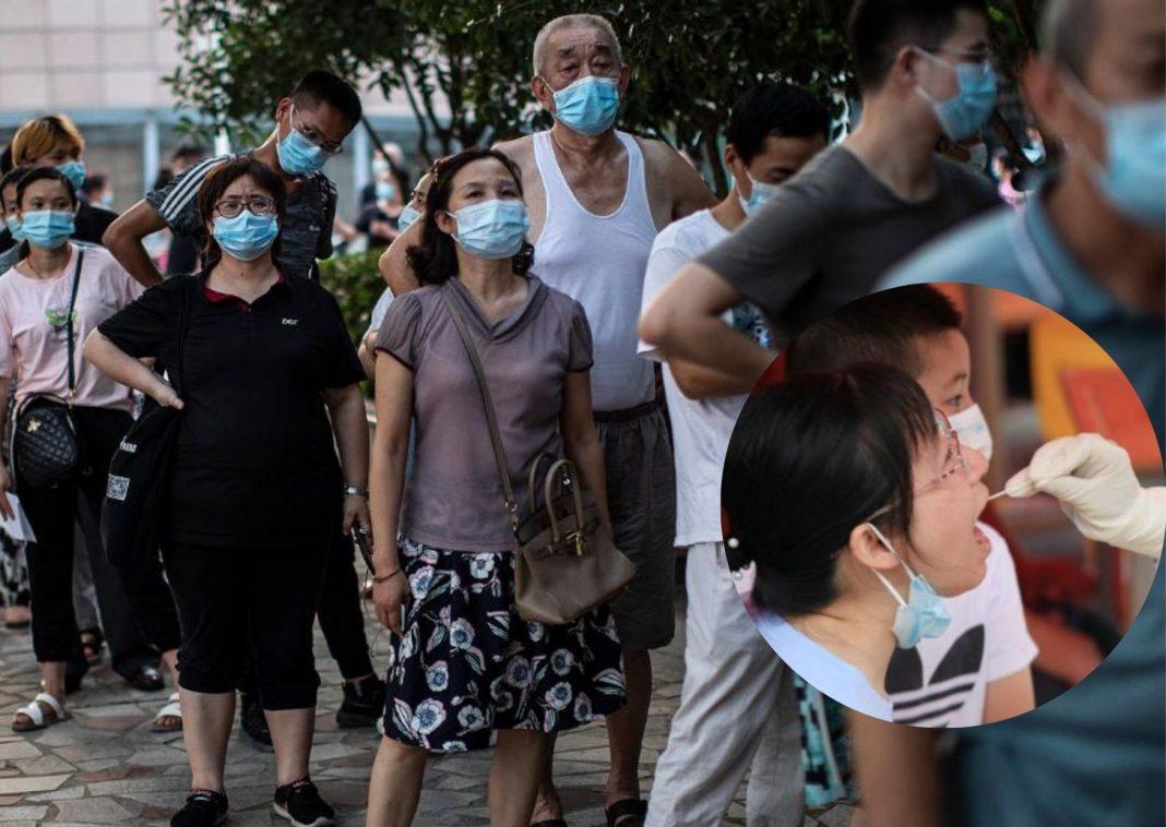 Delta Wuhan restricciones
