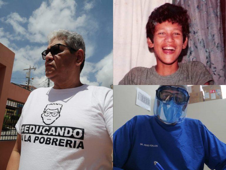 Hugo Fiallos, el doctor «nerd» que «educa a la pobrería»
