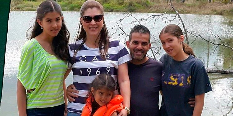 Honduras   Piden apoyo para salvar a papá de las garras del COVID