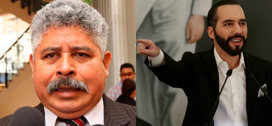 Marvin Ponce reacciona a Bukele